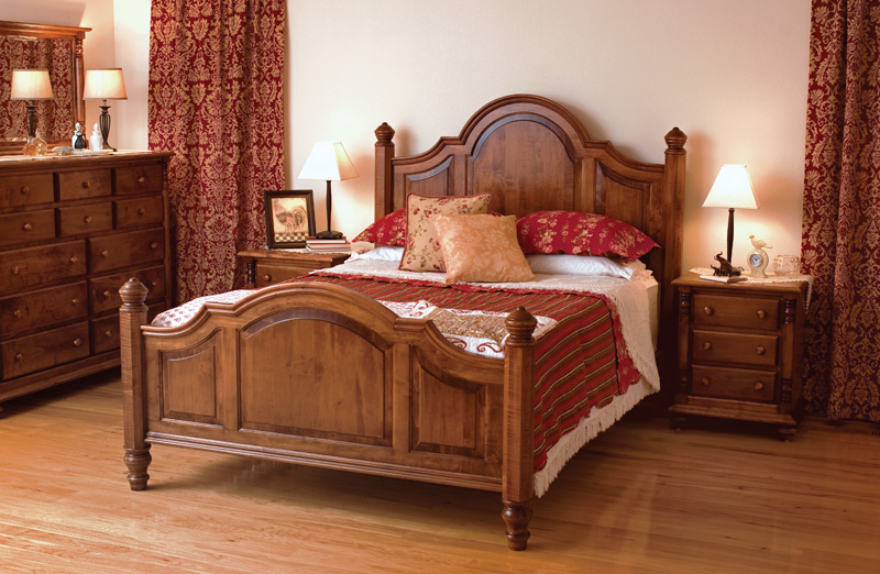 Savannah Sleep Collection – Shown in Soft Maple-Michaels