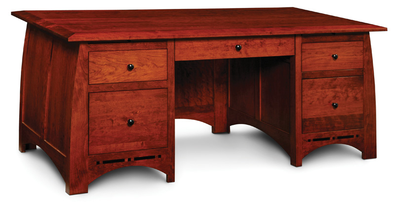 Aspen Executive Desk, Large