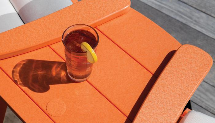 Dining bar chair tete-a-tete lifestyle
