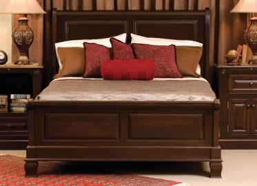 Imperial Sleep Collection – Shown in Cherry-Coffee Bean