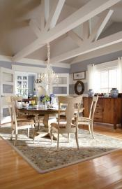 Avalon Eat Collection – Shown in Character Cherry-Olde World Fruitwood and Oatmeal