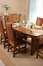 Grant Eat Collection – Shown in Quarter-Sawn White Oak-Michaels