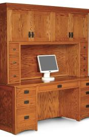 Prairie Mission Computer Credenza, Large