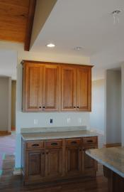 Quarter Sawn Oak Kitchen