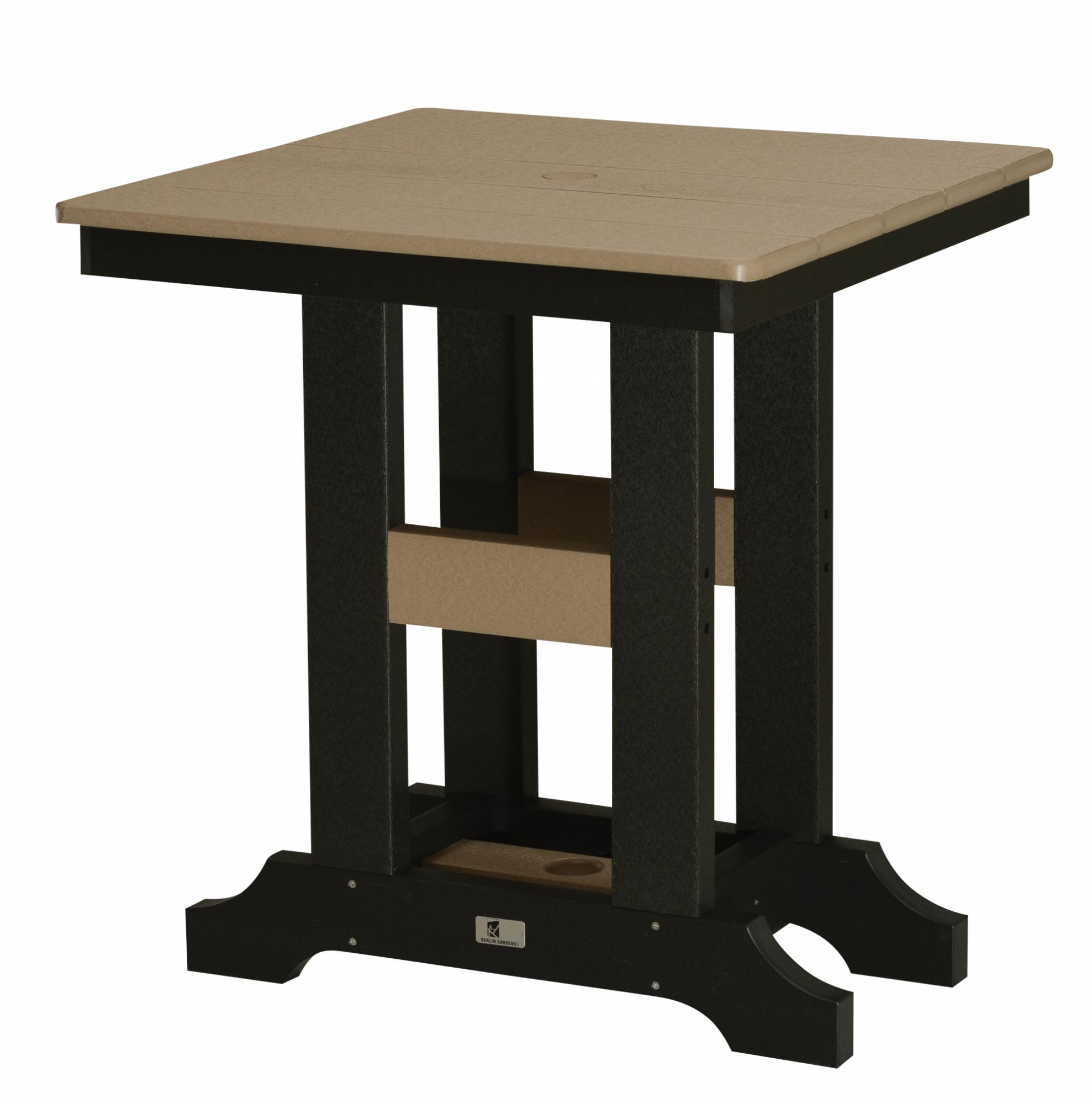 28 Inch Square Table