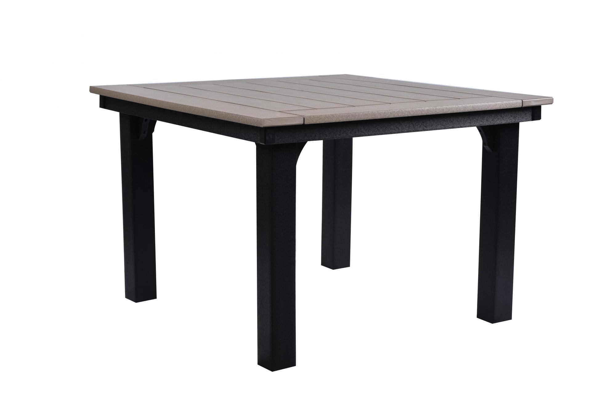 "44"" Square Table"