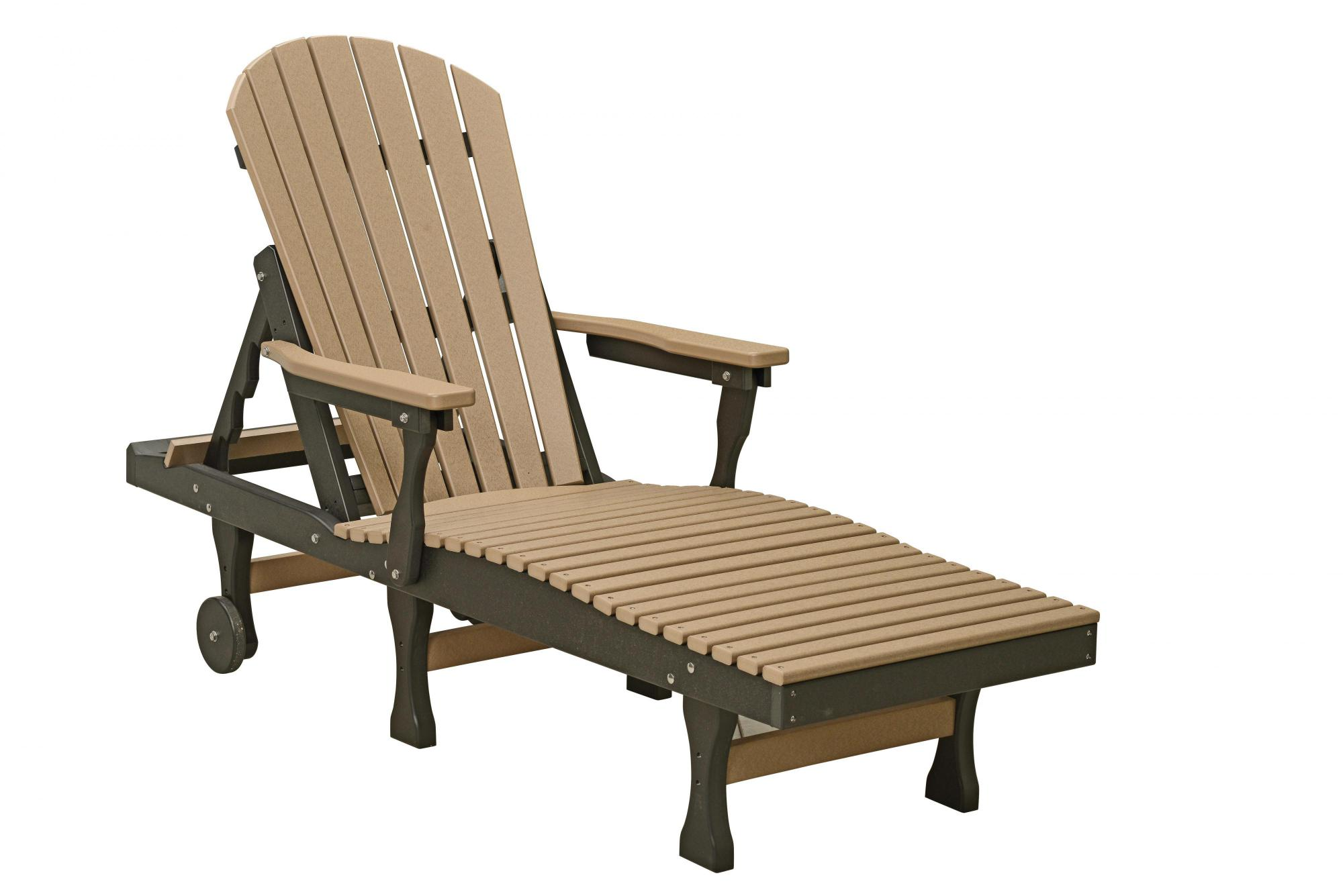 Comfo back adirondack chair for Adirondack chaise lounge