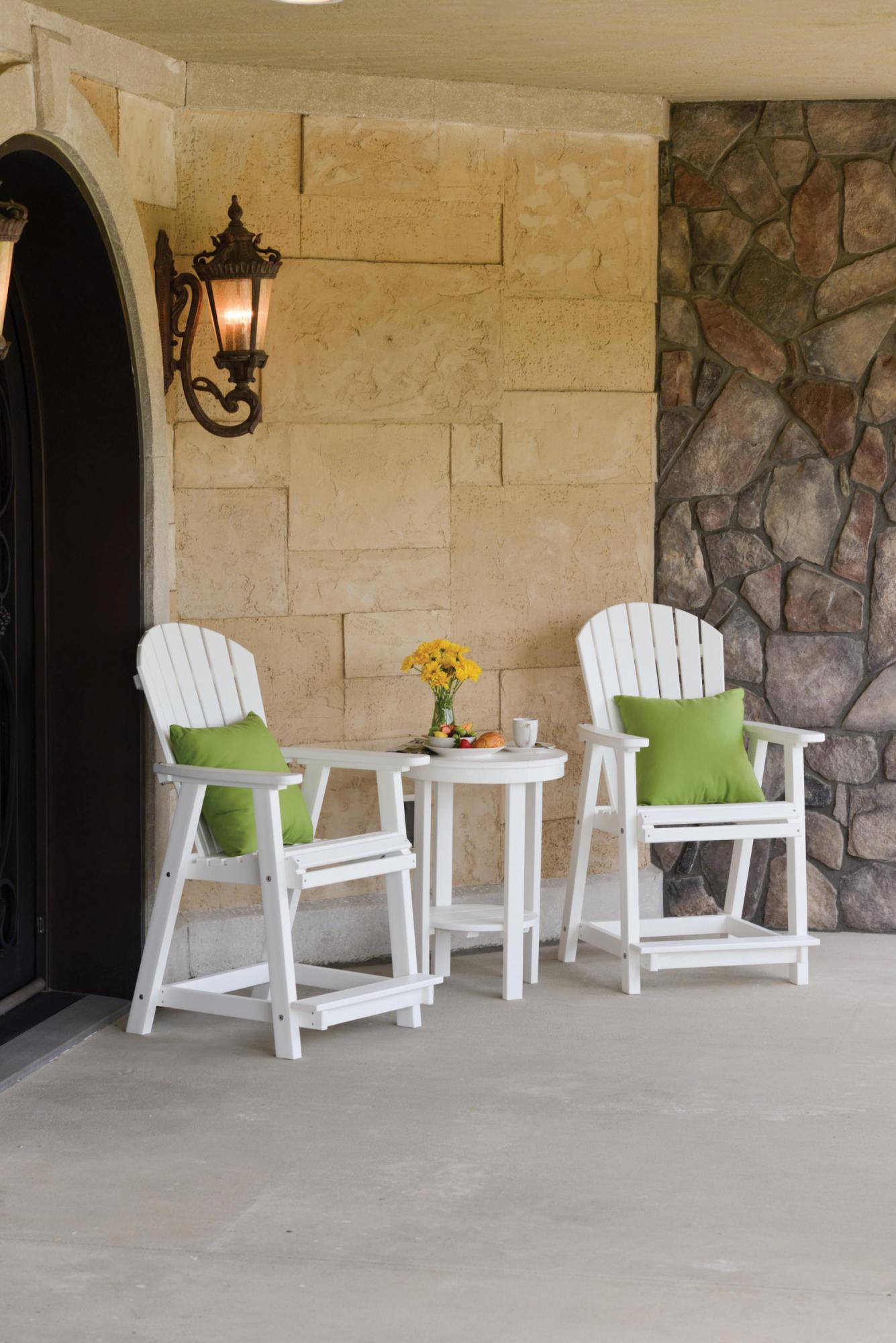 100 Cozi Furniture U0026 Ottoman Set White