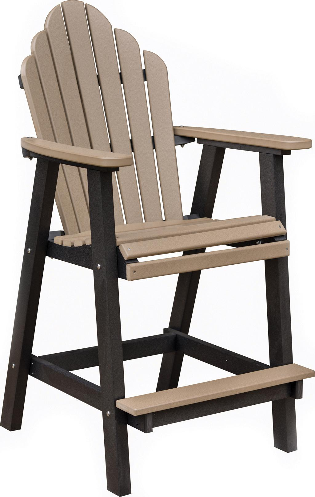 Cozi Back Bar Chair