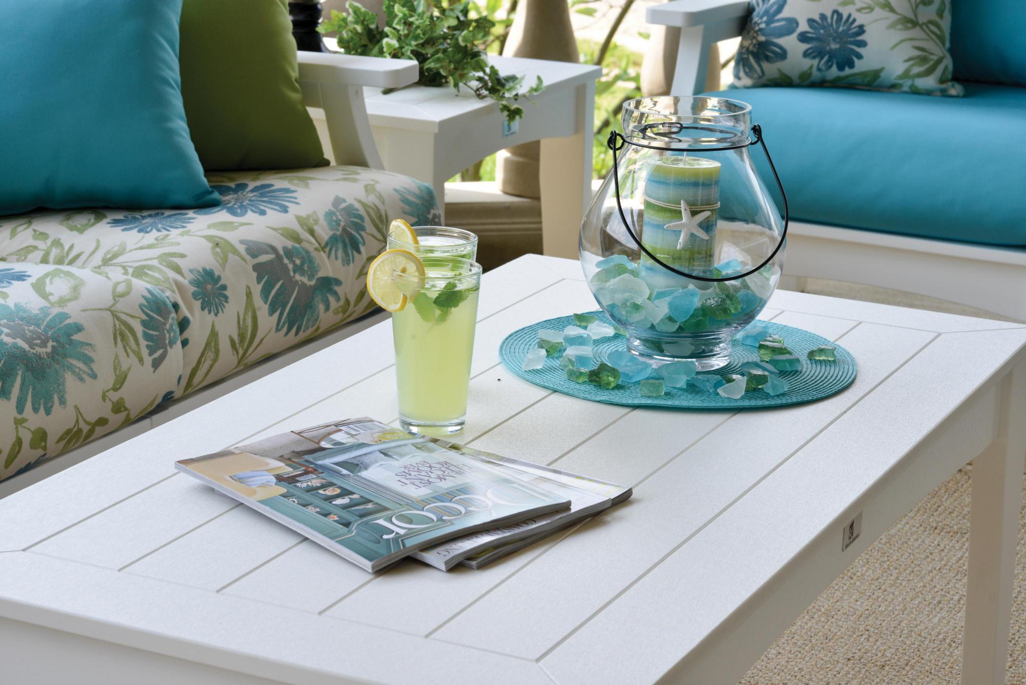 Classic Terrace Lifestyle