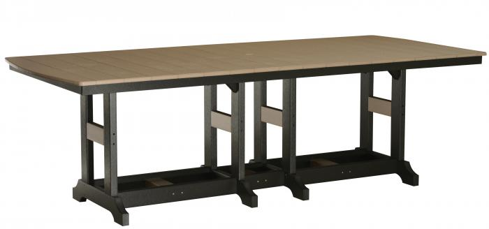 "44"" x 96"" Rectangular Table"