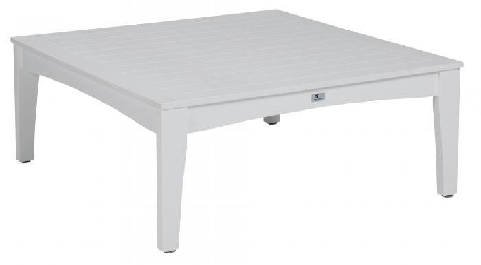 Classic Terrace Square Coffee Table