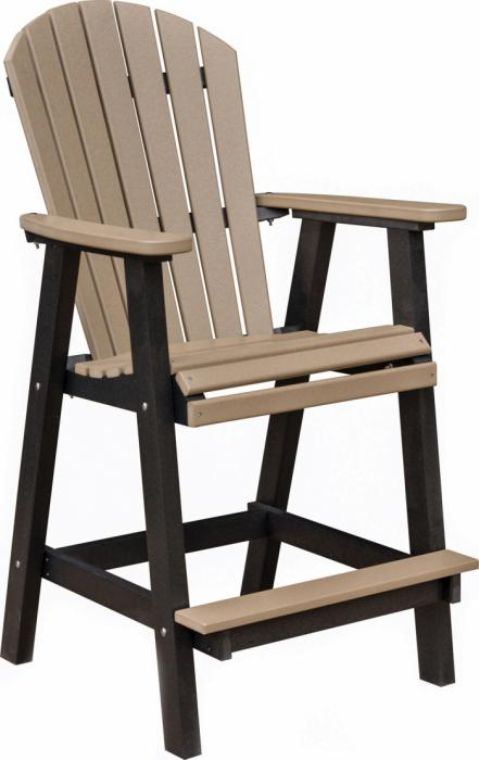 Comfo Back Bar Chair