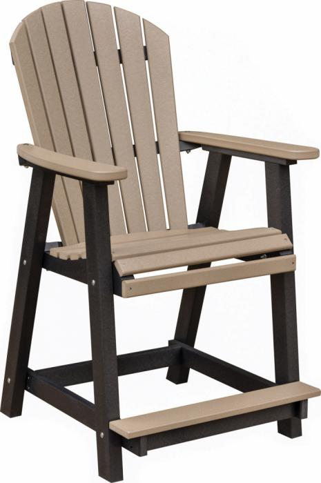 Comfo Back Counter Chair