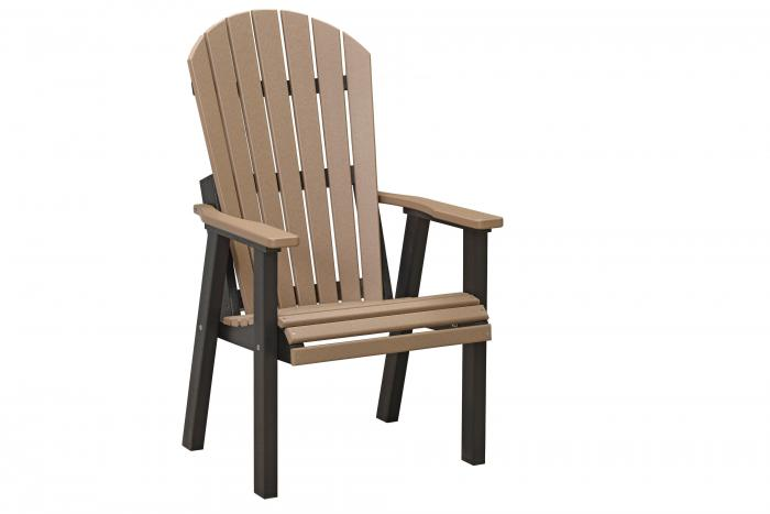 Comfo Back Deck Chair
