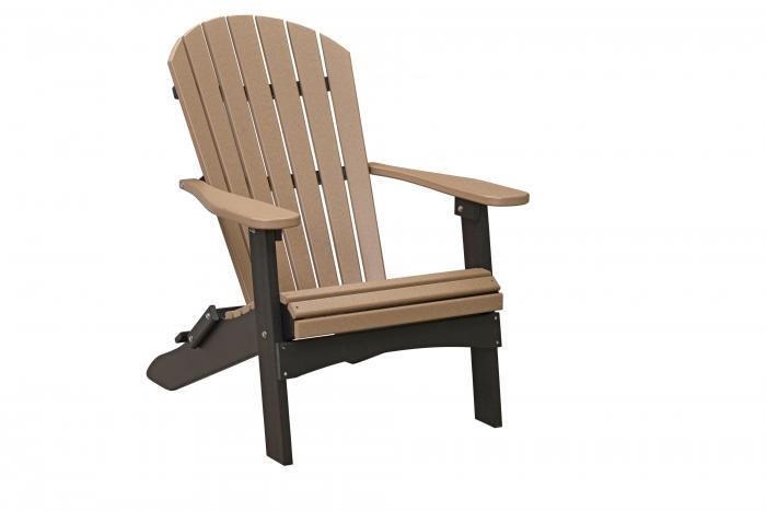 Comfo Back Folding Adirondack Chair
