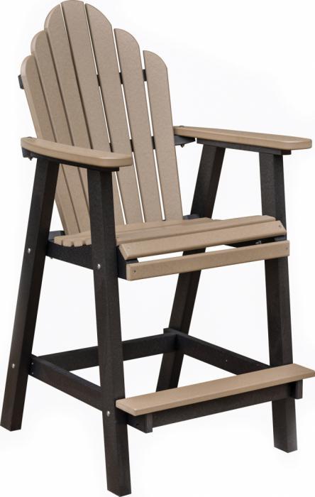 Cozi Back Bar Chair
