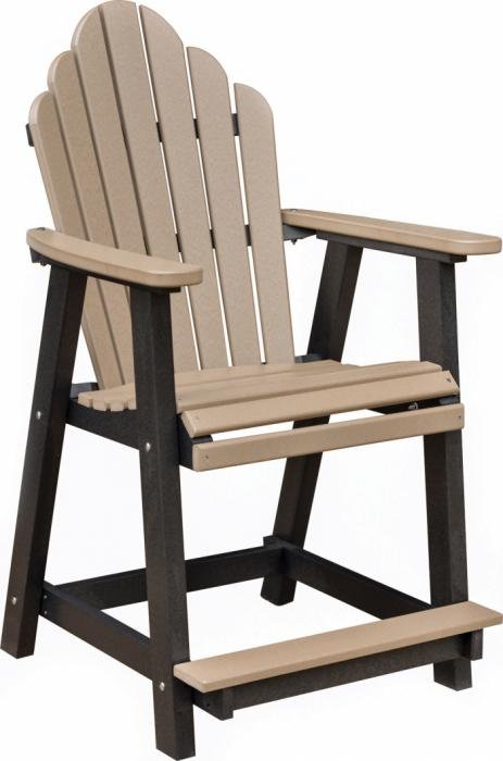 Cozi Back Counter Chair